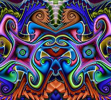 Crazy Swirls by JPugliese
