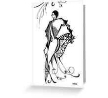 Athena 1997 - Series 1 Greeting Card