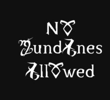 No Mundanes Allowed by kbhend9715