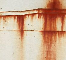 Rust Patina style 0001 by Tony  Bazidlo