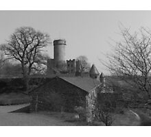 Burg Pyrmont Photographic Print