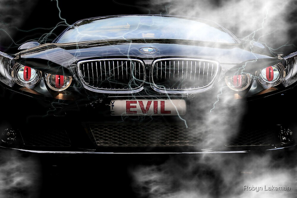 Evil by Robyn Lakeman