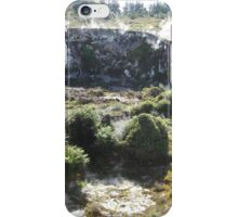 Craters of the Moon  Taupo iPhone Case/Skin