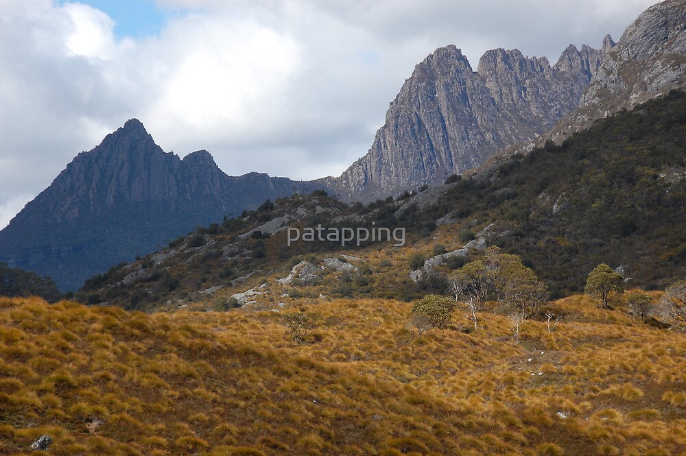 Cradle Mountain, Tas by patapping