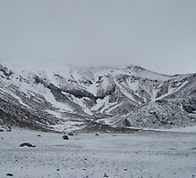South Crater   Tongariro Alpine Crossing by PeterJF