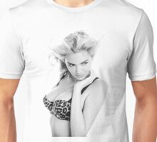 KATE B&W Unisex T-Shirt