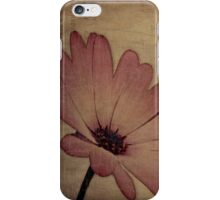 Thorn Tree in the Garden iPhone Case/Skin