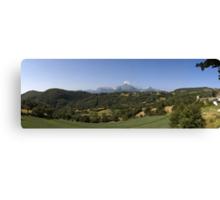 Tuscan Tranquillity Canvas Print