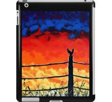 Not so Wildfire iPad Case/Skin