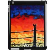 Not so Wildfire iPad Case/Skin
