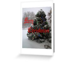 """ Christmas Card "" Greeting Card"