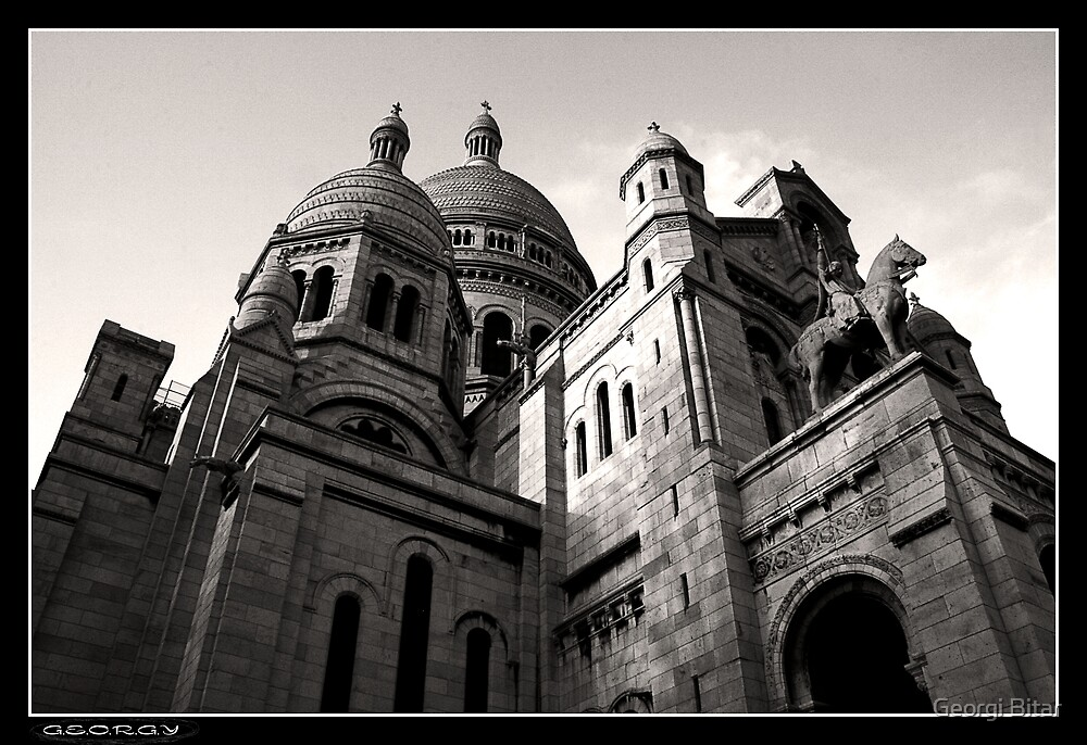 Basilica by Georgi Bitar