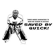 Annnnnnnnnnd another save by Quick! by Rachel Flanagan