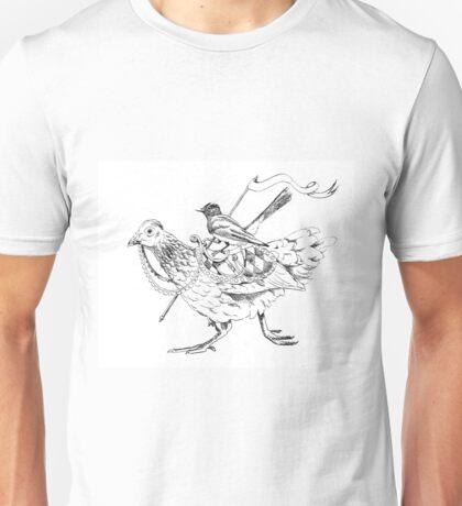 Sir Wagtail Unisex T-Shirt