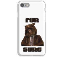 Fur Sure iPhone Case/Skin