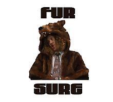 Fur Sure Photographic Print