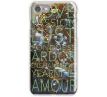 Language of Love iPhone Case/Skin