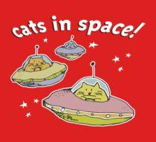 spacecats One Piece - Short Sleeve