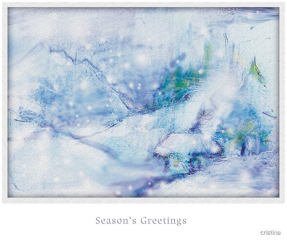 winter by cristina