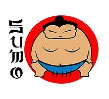 Sumo! Photographic Print