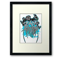 Angry Robots Framed Print