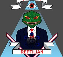 Consume Reptilian by Esoteric Exposal