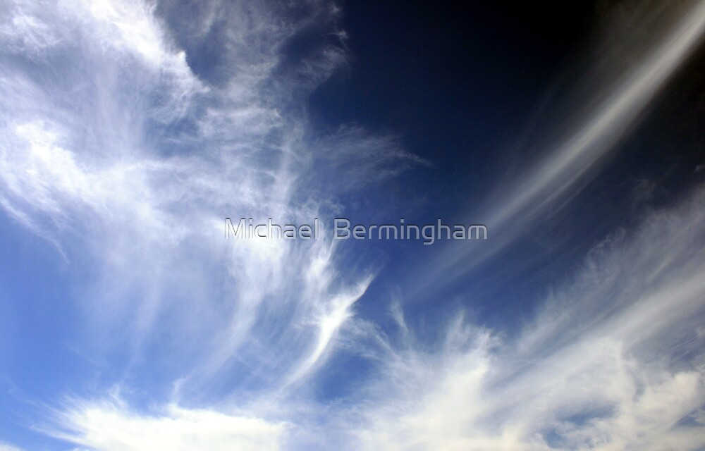 Skyscape by Michael  Bermingham