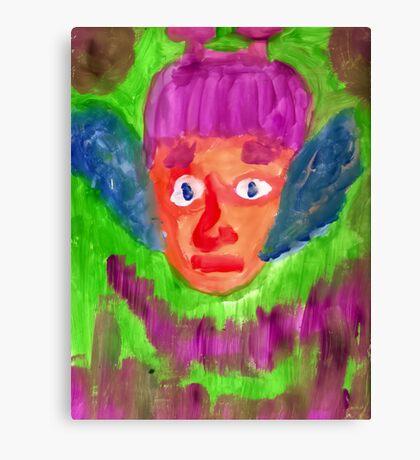 Elf Boy Canvas Print