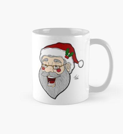 Merry Christmas - Santa Mug Mug