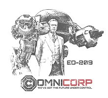 OMNICORP - Corporate sponsored apparel by chadlonius