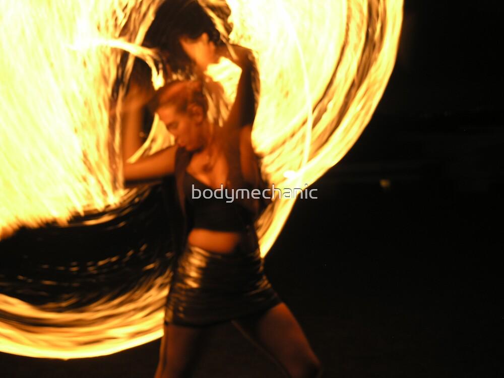 fire queen by bodymechanic
