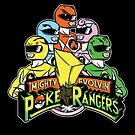 PokeRangers by CoDdesigns