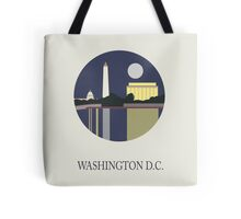 City Art Washington D.C Tote Bag