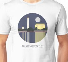 City Art Washington D.C Unisex T-Shirt