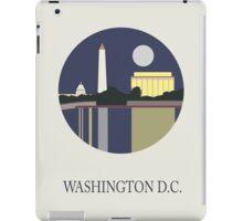 City Art Washington D.C iPad Case/Skin