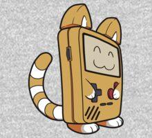 Game Boy Cat Kids Clothes