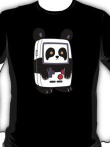 Game Boy Panda T-Shirt