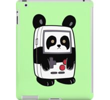 Game Boy Panda iPad Case/Skin