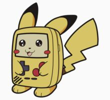Game Boy Pikachu Kids Clothes