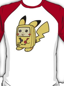 Game Boy Pikachu T-Shirt