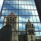 Old and New - A Reflection by rglehmann