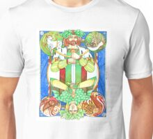 Oak and Holly Kings  Unisex T-Shirt