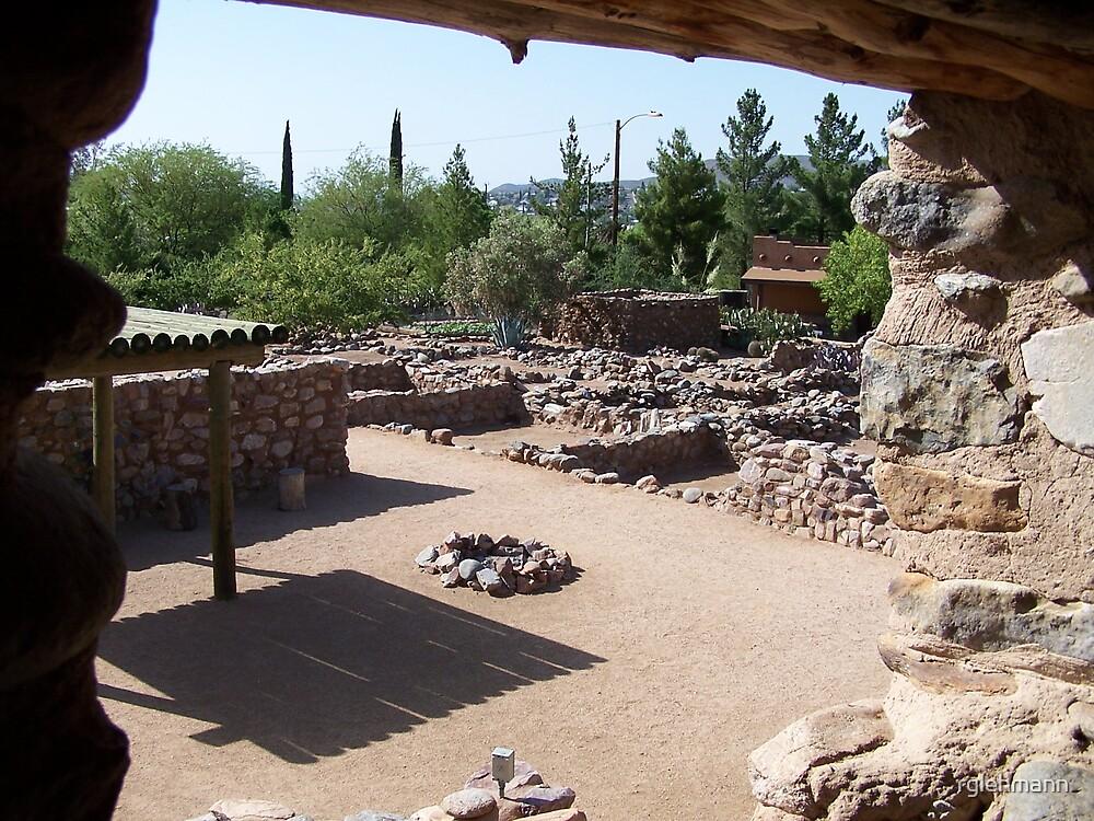 Arizonia Ruins by rglehmann