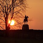 Gettysburg Sunrise by rglehmann