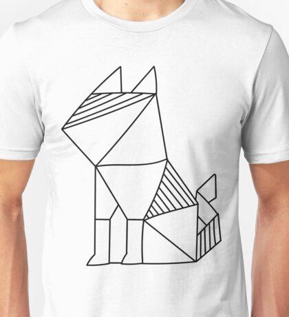 Origami cats Unisex T-Shirt