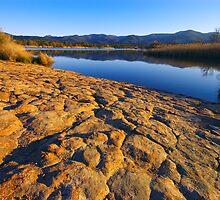 Provence lake landscape - 2 by Patrick Morand