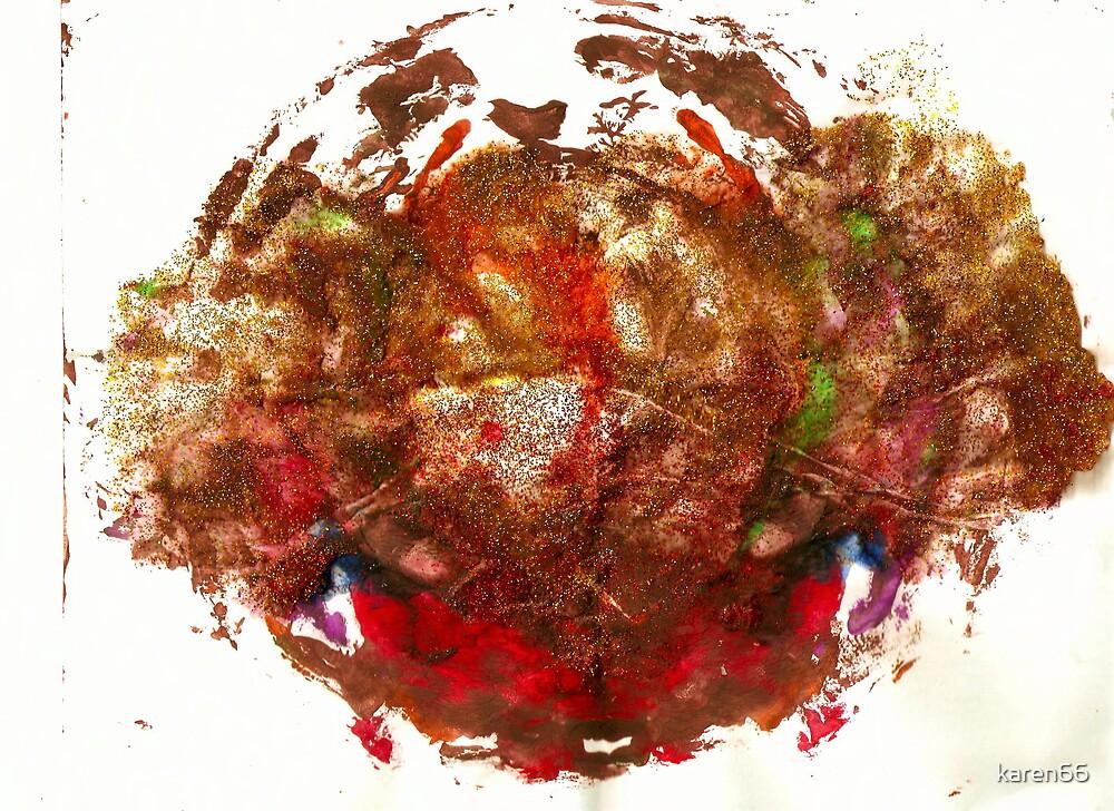 Glitter Abstract by karen66