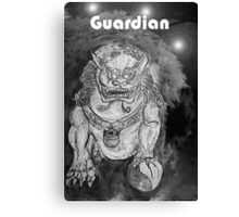 Foo Dog Canvas Print