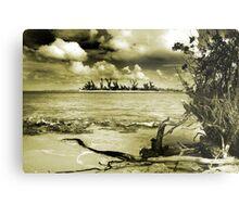 Sea and Sky Metal Print