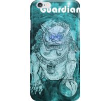 Foo Dog 2 iPhone Case/Skin